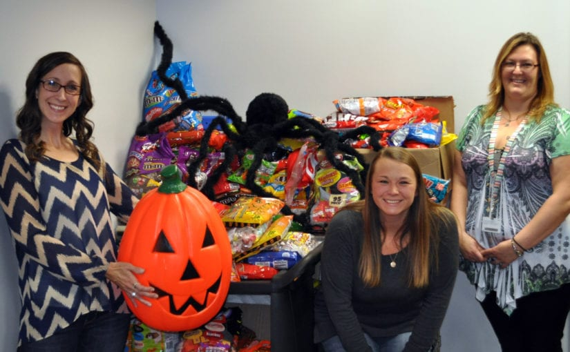 Halloween Events Jamestown Ny 2020 Lutheran Employees Donate Candy to Residents for Halloween