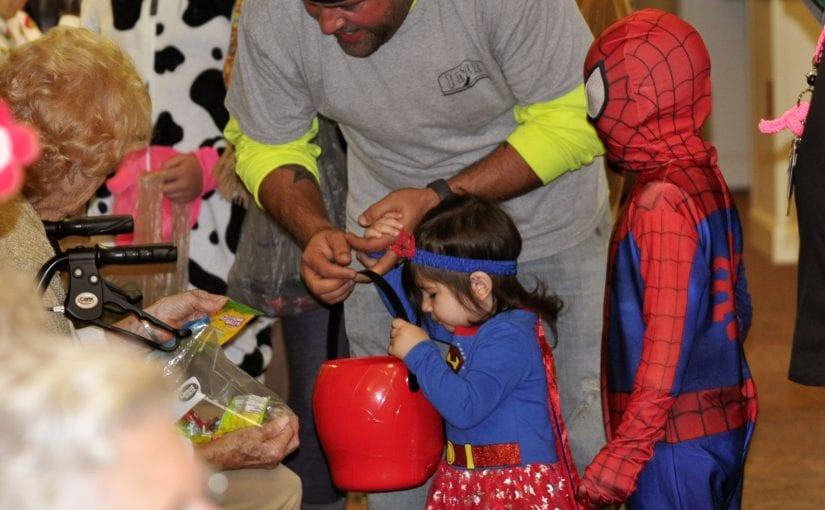 Jamestown Halloween Parade 2020 Over 75 Children Attend Halloween Costume Parade at Lutheran