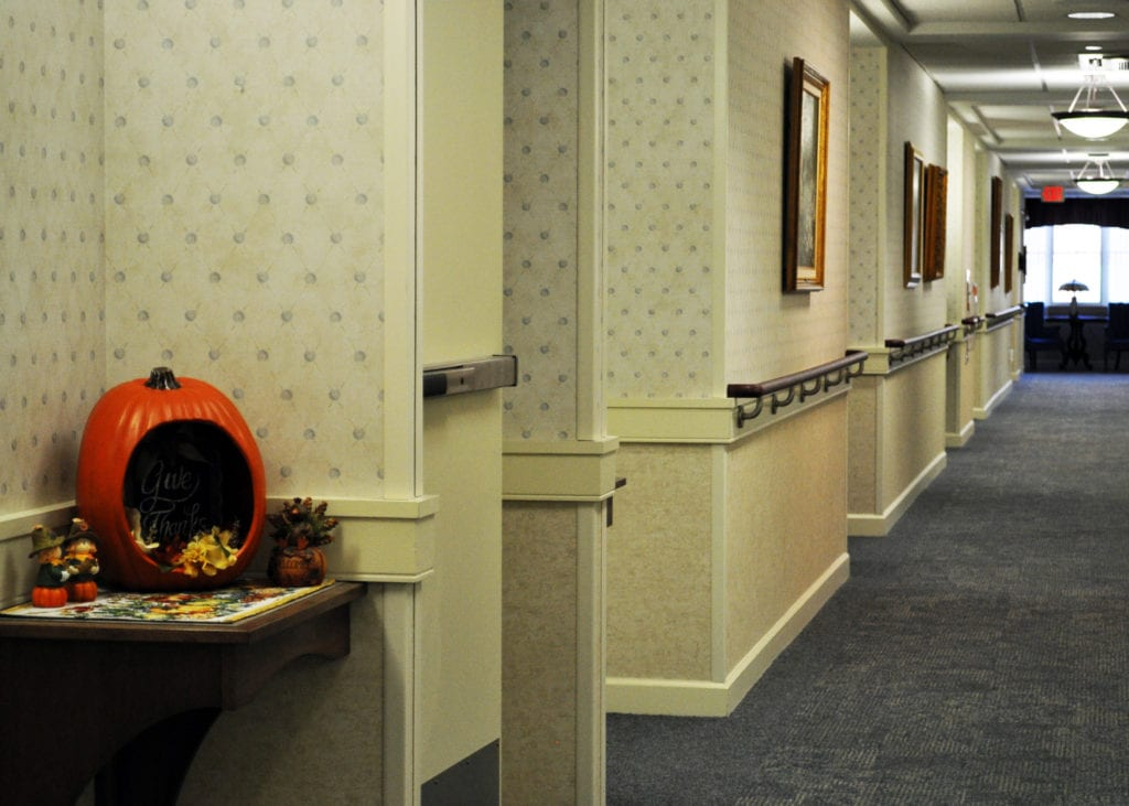 Hultquist Place Hallway