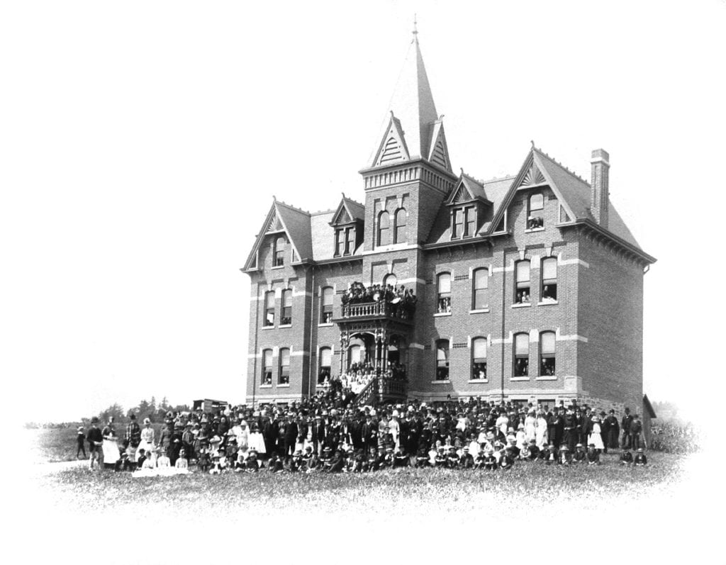 1883-1886 – The Beginning