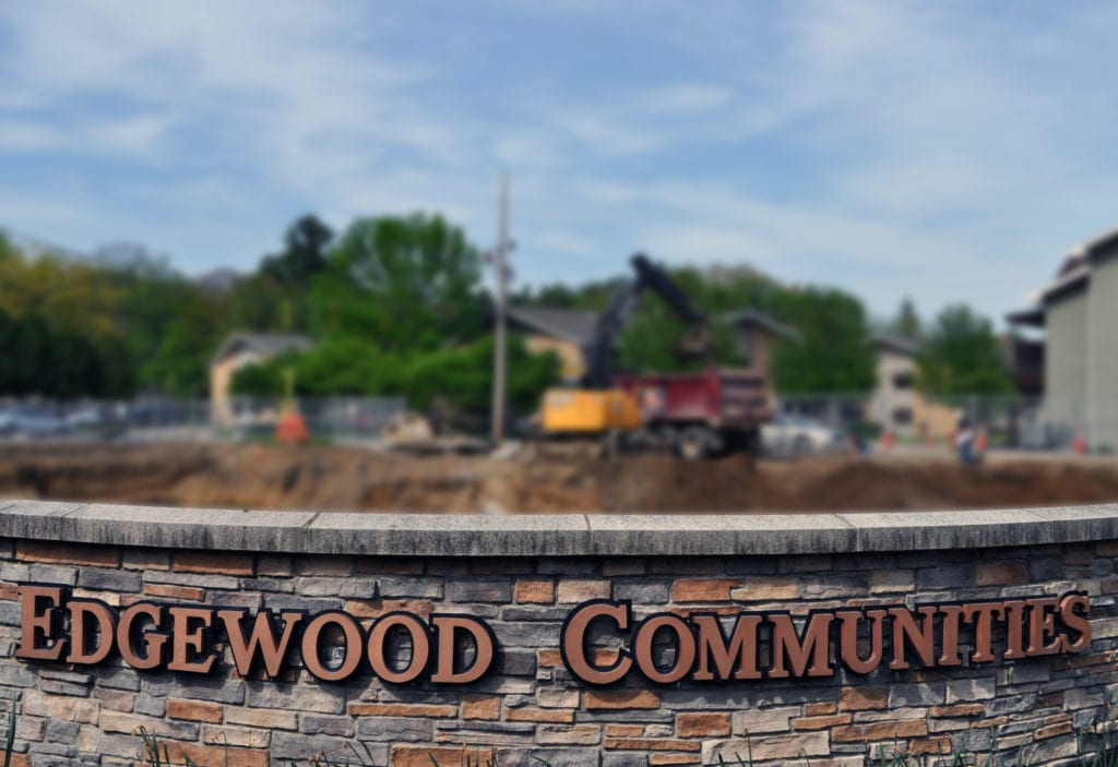 2018 – Demolition and Construction Begin for Edgewood Community Center