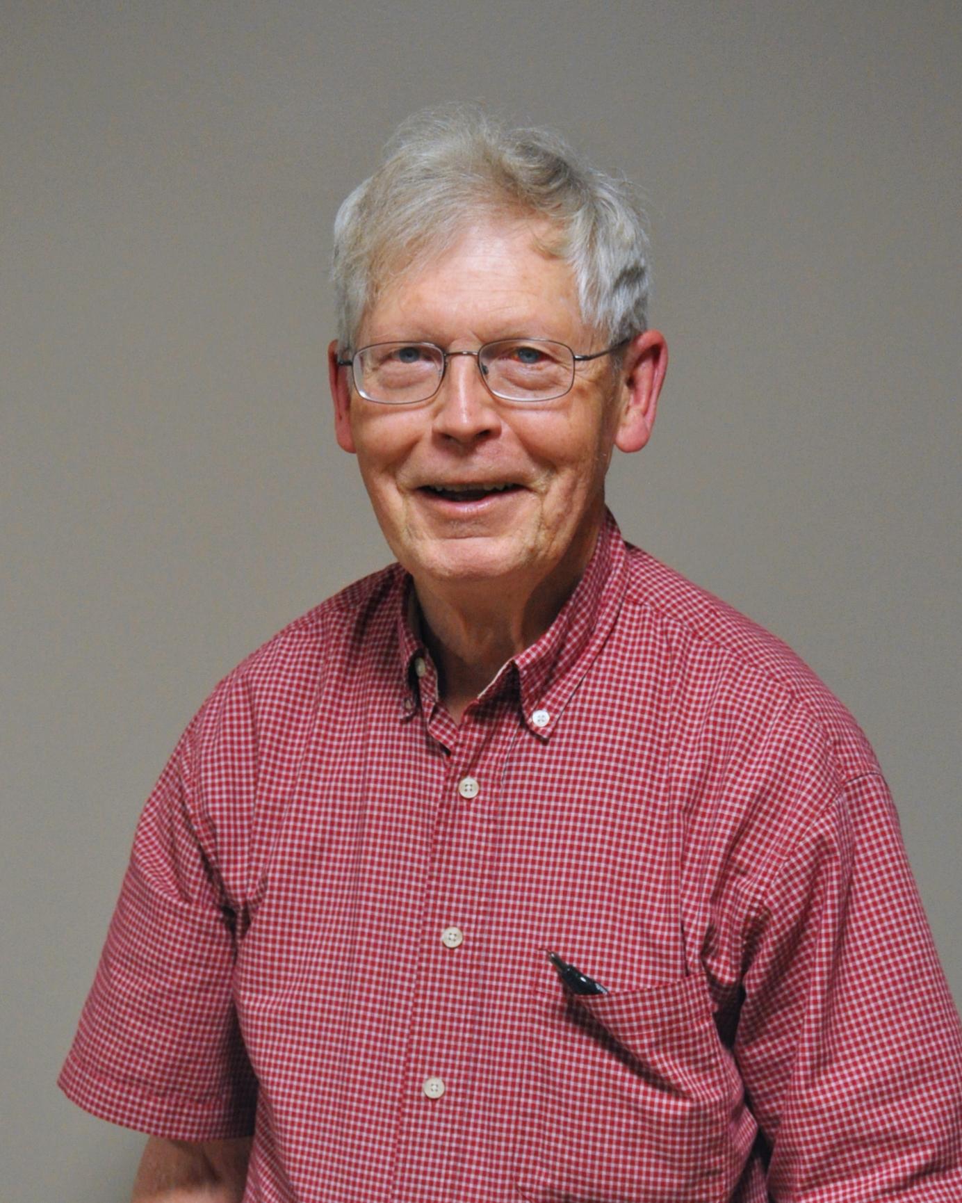 Rev. Alan Anderson